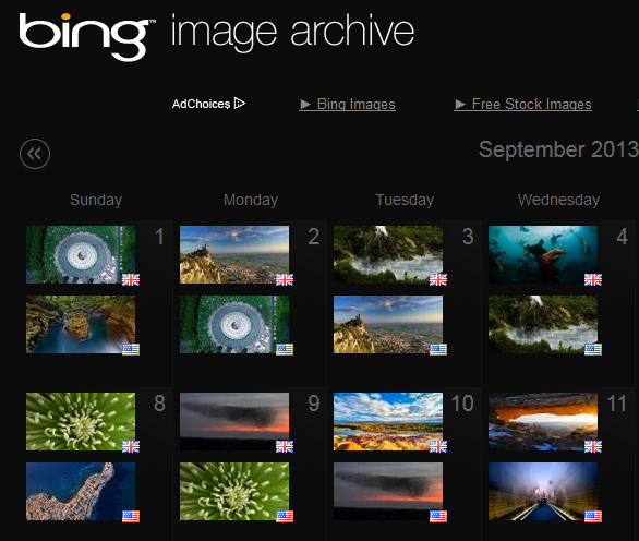 Bing homepage background image archives digitbyte for Homepage wallpaper