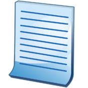 Notepad - Simple TXT Editor for Mac logo
