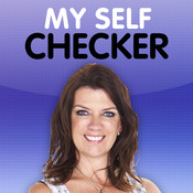 Embarrassing Bodies My SelfChecker logo