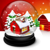 Christmas Card Maker Free - Create Amazing Xmas Ecards & Wallpapers logo