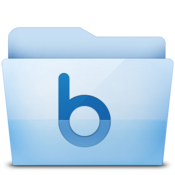 Box SimpleShare for Mac logo
