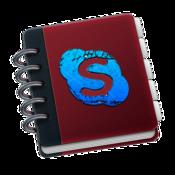 SkypeToAddressBook for Mac logo