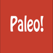 Paleo Nom Nom: Recipes made with whole foods with filters  for allergies, diets, and nutrition by YumDom logo
