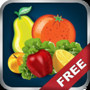 Raw Food Diet Free - Healthy Organic Food Recipes and Diet Tracker logo