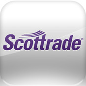 Scottrade Mobile app for iPad® logo