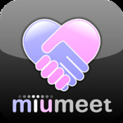 MiuMeet - Live Flirt & Dating logo