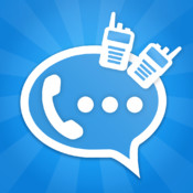 Dingtone: Free Phone Calls, SMS Text Messages & Walkie Talkie Messenger with Cheap Calls or Free International Calling, Texting via Free VoIP, WiFi, Internet Call for iPod and iPhone logo