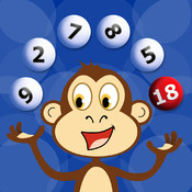 Lottery Ticket Scan & Pool Groups for Powerball and Mega Millions -- Lotto Monkey Classic logo