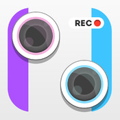 Split Lens 2 - Clone Yourself in Video&Photo, Make illusion Video&Photo, +Filters&FX! logo