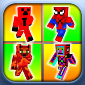 1000000+ Skins Pro Creator for Minecraft Edition logo