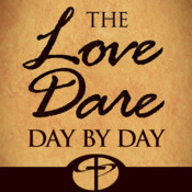 The Love Dare Day By Day: 30 Days logo