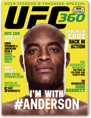UFC 360 logo