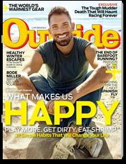Outside+ Magazine logo