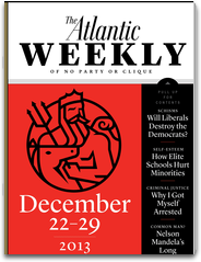 The Atlantic Weekly logo