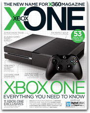 X-One Magazine: No. 1 for Xbox One and 360 logo