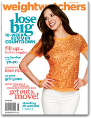 Weight Watchers Magazine (US) logo