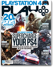 Play: The Best PS4, PS3 & PS Vita Magazine logo