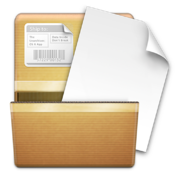 The Unarchiver for Mac logo