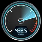 Blackmagic Disk Speed Test for Mac logo