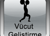 Vücut Geliştirme for Mac logo