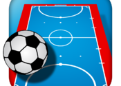coach's clipboard app - Futsal Manager 13 for Mac logo