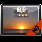 Living Weather HD - Live Wallpaper, Forecast Report & Desktop Clock for Mac logo