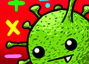 Math Evolve: A Fun Math Game for Mac logo