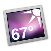 WeatherMin - Desktop Weather! for Mac logo