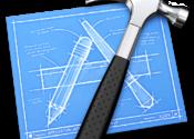 Xcode for Mac logo