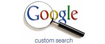 benutzerdefinierte google suche