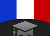 Learn French for Mac logo