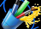 vector drawing - iDraw for Mac logo