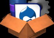 Drupal Stack for Mac logo