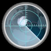 Hurricane Track for Mac logo