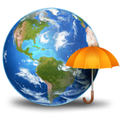 3D Weather Globe & Atlas Deluxe for Mac logo