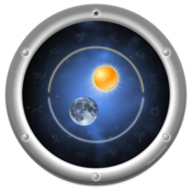 Moon Phase Gadget for Mac logo