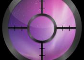Crosshairs for Mac logo