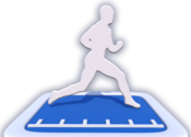 Marathon Pace Calculator for Mac logo