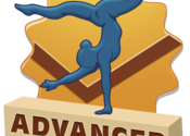 Gymnastics Coach Advanced Edition for Mac logo