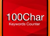 100Char - App Keywords Character Counter for Mac logo