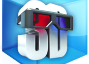 4Video 3D Converter for Mac logo