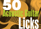 50 Acoustic Guitar Licks for Mac logo