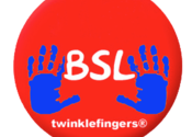 BSL Finger Spelling for Mac logo