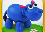 Clay Modelling For Kids for Mac logo