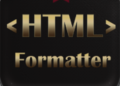 HTML Formatter for Mac logo