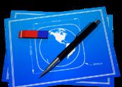 IconFly Web for Mac logo