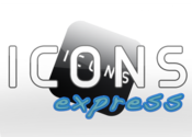 Icons Express for Mac logo