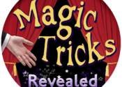 Magic Tricks Revealed: Learn Secret Techniques From A Professional Magician for Mac logo