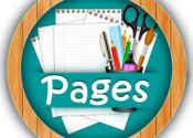 Templates - for Pages + for Mac logo