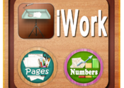 Templates - for iWork + for Mac logo